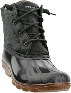 Womens Syren Gulf Casual Boots, Green, 7.5