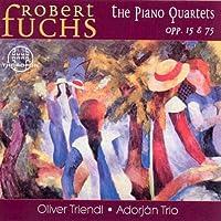 Fuchs: the Piano Quartet