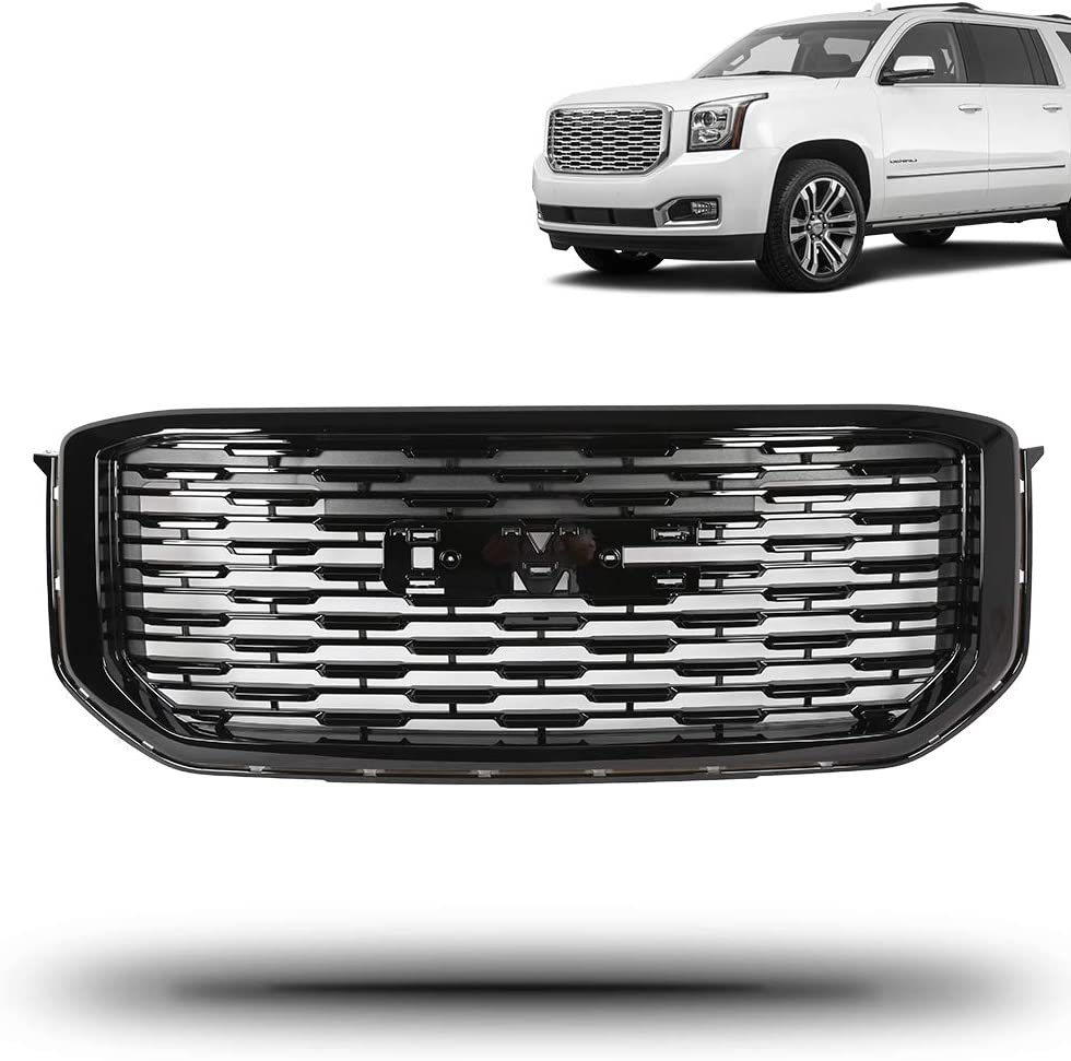 New Grille Grill Miami Mall Compatible with Sale special price Ut Denali 2015-2020 Sport Yukon