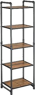 Best five shelf storage rack Reviews