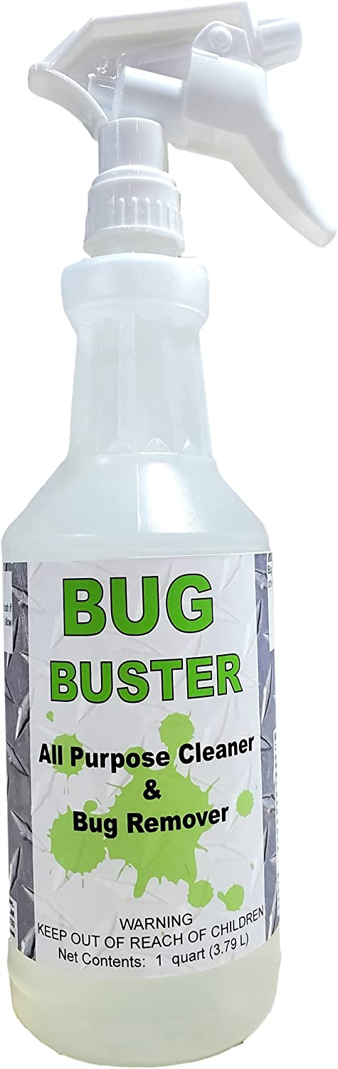 Detco Luxury goods Bug Buster List price All Remover Cleaner Purpose