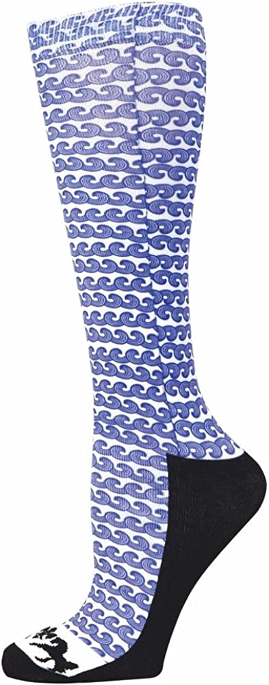 Equine Couture Wave Padded Boot Socks