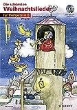 Die schönsten Weihnachtslieder, Notenausg. m. Audio-CDs, Für Trompete in B, m. Audio-CD