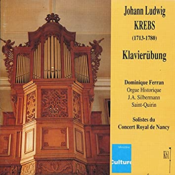 Krebs: Klavierübung, Pt. 1