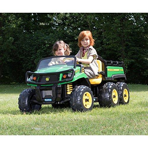 Peg Perego John Deere Gator XUV 6x4 Ride...