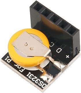 HALJIA DS3231 RTC Clock Module Módulo de Memoria de precisión Compatible con Arduino Raspberry Pi