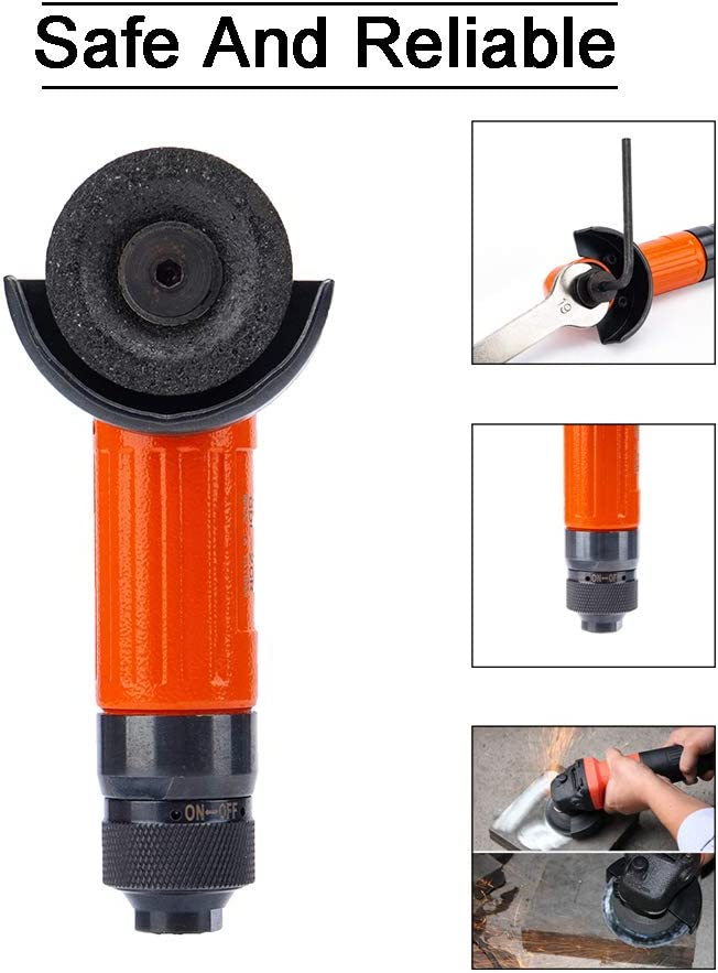 SI FANG Angle Grinder Time sale Mini Max 84% OFF Pneumatic 2 Air