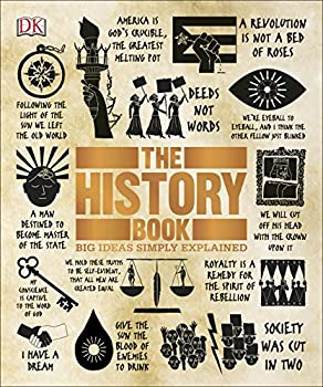 The History Book: Big Ideas Simply Explained Kindle eBook