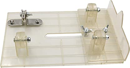 M-JJZX 2 i 1 glasflaskskärare gör-det-själv kök vinflaska verktyg skärmaskin glasskärare (färg: Klar)