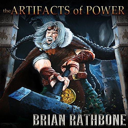 The Artifacts of Power: Godsland, Books Seven, Eight and Nine audiobook cover art
