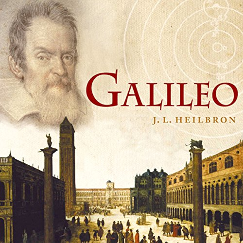 Galileo audiobook cover art