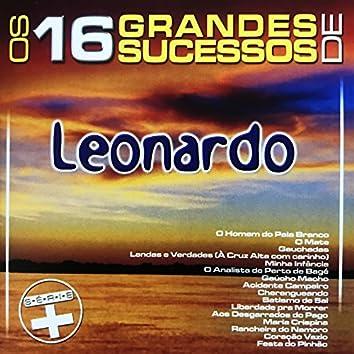 Os 16 Grandes Sucessos de Leonardo - Série +