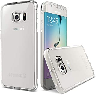 Glax Samsung Galaxy S7 Edge TPU Clear Case