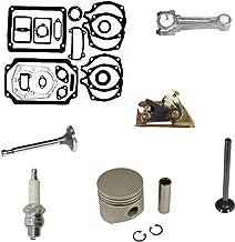One (1) Engine Rebuild Kit with Valves for Kohler 10 HP Models K-241 and M10