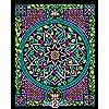 Lotus–16x 20Fuzzyベルベット詳細なカラーリングポスター