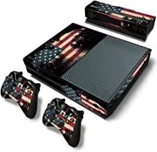 DAPANZ The Flag of United States Skin Sticker Vinyl Decal Cover for Xbox One Console Kinect 2 Controllers