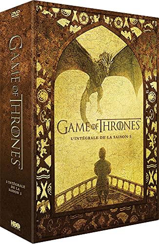 Game Of Thrones / Trone de Fer - Saison 5 [Italia] [DVD]