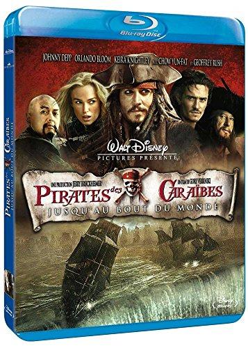 Pirates des Caraïbes : Jusqu'au Bout du Monde [Blu-Ray]