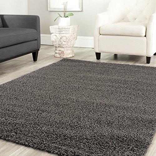 Teppich-Home -  Shaggy Teppich Farbe