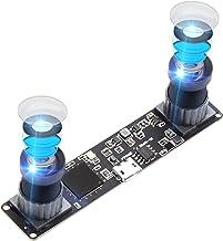Dual Lens USB Camera Webcam Board Module Synchronized USB with Cameras,Mini USB 2.0 Free Driver Web Cams CMOS OV9750 USB C...