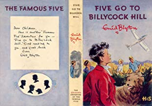 Five Go to Billycock Hill (Famous Five #16)