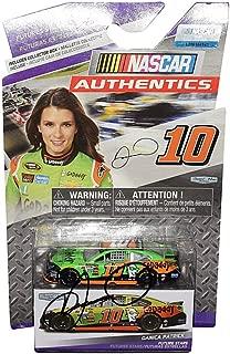 AUTOGRAPHED 2015 Danica Patrick #10 GoDaddy Racing FUTURE STARS (Stewart-Haas Team) Sprint Cup Series NASCAR Authentics Rare Signed 1/64 NASCAR Diecast Car with COA