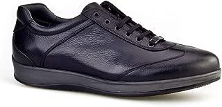 Cabani Bağcıklı Günlük Erkek Ayakkabı Siyah Nata Deri