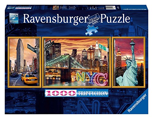 Ravensburger 19995 - Schillerndes New York