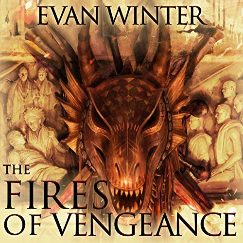 The Fires of Vengeance cover art