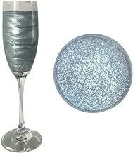 Silver Beer & Beverage Glitter| 4 Gram Jar | Edible Food Grade Beer Glitter, Cocktail Glitter & Beverage Glitter from Bakell