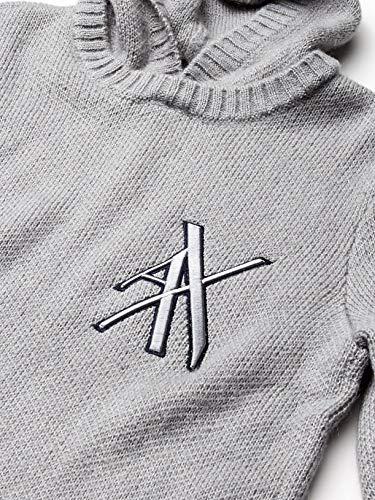 AX Armani Exchange 男式套头连帽毛衣
