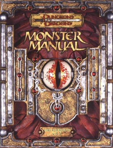 Monster Manual: 3.5 (Dungeons & Dragons)