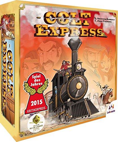 Asmodee–Gioco di strategie–Colt Express