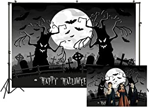 Best halloween fabric backdrops Reviews