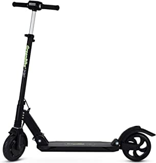 Green Bike Electric Motion X1 Battery Powered Motorized Foldable Scooter