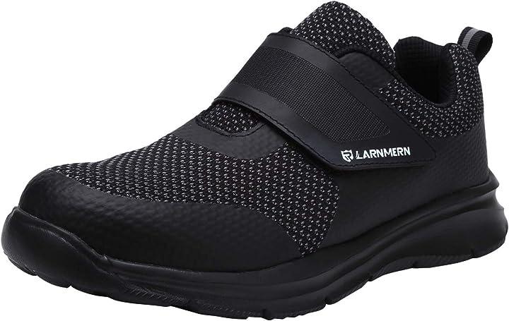 Scarpe antinfortunistiche larnmern uomo donna src scarpe da lavoro con punta in acciaio LM170130
