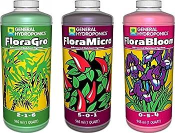 Best hydroponic nutrients Reviews