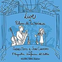 Live at Palau De La Musica W/ Osv by MOTIS / CHAMORRO / L'orquestr
