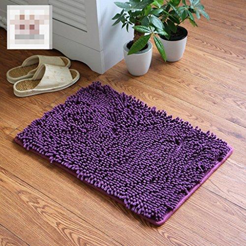 Good thing tapis Matelas de matelas de matelas Chenille Matelas anti-patins de chambre à coucher (taille : 80 * 120cm)