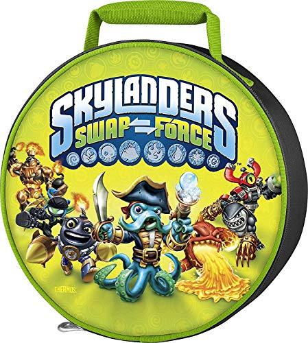 Skylander Giants Prism Break Round Lunch Box Kit by Skylanders Giants