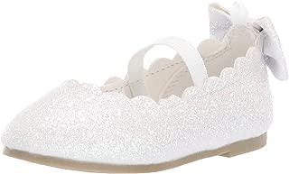 Kids Dot Girl's Glitter Ballet Flat