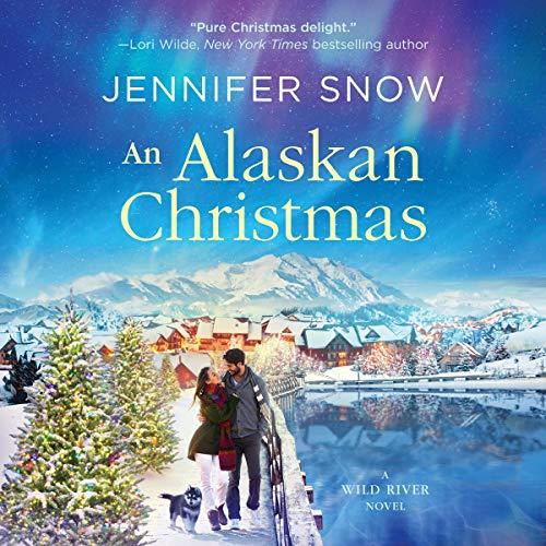 An Alaskan Christmas audiobook cover art