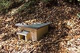Igelhaus Igelhotel Winterhaus 260x400x530 Fichte/ Tanne natur