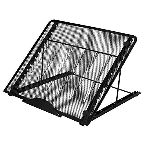Soporte para Portátil Ajustable Ventilado de Tamaño Grande, IMAGEN Multifunción (12 Puntos de Ángulo) Soporte de Trazado Antideslizante para AGPtek/Huion A3 Tablero de luz LED y Caja de Luz de Trazado
