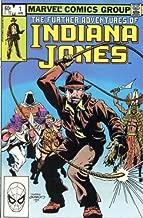 The Further Adventures of Indiana Jones Vol. 1, No. 1 - January 1983 - Marvel Comics