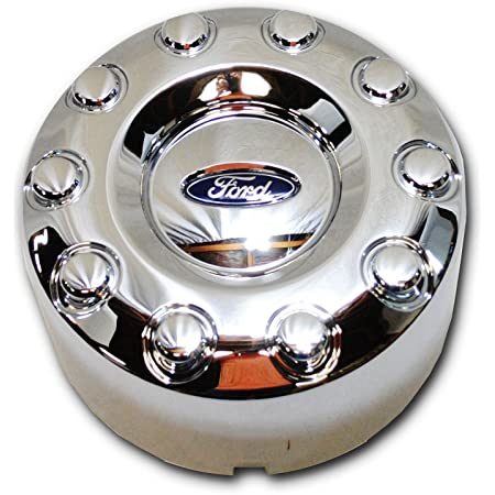 """OEM New Ford F-450, F-550 Rear Center Cap For 19.5"""" Wheels"""