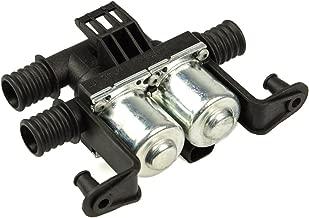 TOPAZ 64116906652 3-Way Heater Control Valve Solenoid for BMW E60 E61 E63 E65 E53 X5