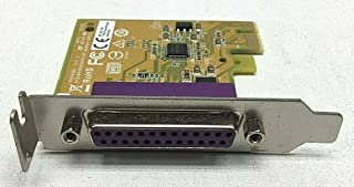 LINDY 1 Port Parallel Card PCIe 51185