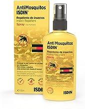 ISDIN Spray Anti Mosquitos - Repelente de Mosquitos para la Prevención de Picaduras, Eficaz Mosquito Tigre, 1 x 100 ml