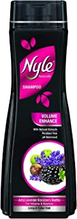 Nyle Volume Enhance Shampoo, 180ml (Pack of 2)